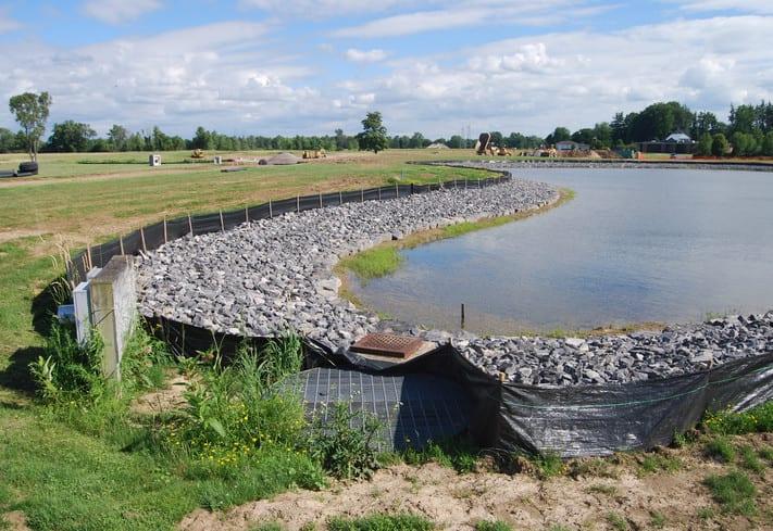 cemetery landscape design construction planning