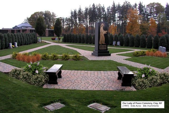 cemetery landscape cremation gardens