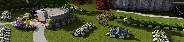 cremation gardens